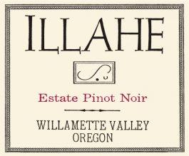 Illahe Vineyards Estate Pinot Noir