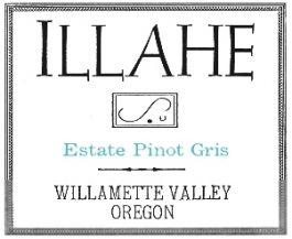 Illahe Vineyards Pinot Gris Willamette Valley