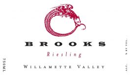 Brooks Riesling Willamette Valley