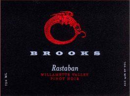 Brooks Pinot Noir Estate