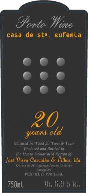 Casa de Santa Eufemia 20 Year Tawny Port