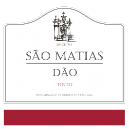 São Matias Tinto 2013