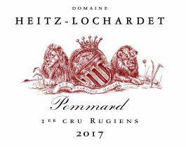 Domaine Heitz-Lochardet Pommard 1er Cru