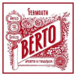 Bèrto Aperitiv dla Tradission White Vermouth
