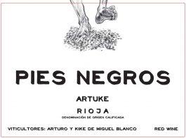 Artuke Pies Negros 2014