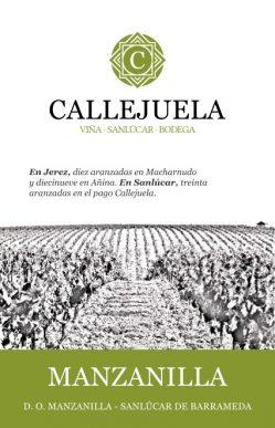 Viña Callejuela Manzanilla Fina