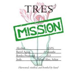 Mission Wines 'Tres' Ribeira Sacra