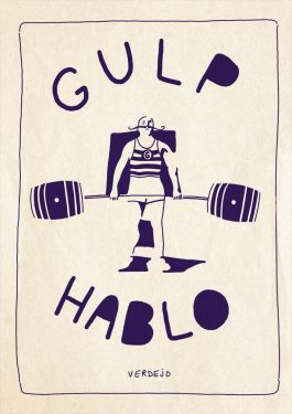 Gulp/Hablo Verdejo White Wine