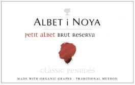 Albet i Noya 'Petit Albet' Brut Reserva