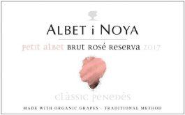 Albet i Noya 'Petit Albet' Brut Rosé