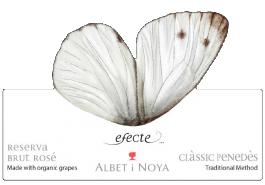Albet i Noya 'efecte' Brut Rosé