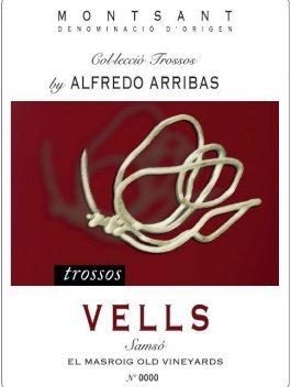 Alfredo Arribas Trossos Vells