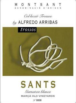 Alfredo Arribas Trossos Sants 2017