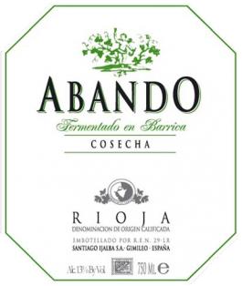 Abando Blanco Rioja
