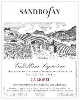 Sandro Fay Valtellina Superiore