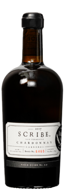 Scribe Winery Skin Ferment Chardonnay Carneros