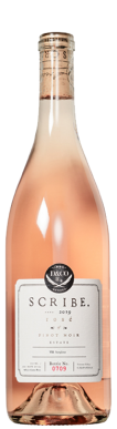 Scribe Winery Rosé of Pinot Noir Sonoma Valley