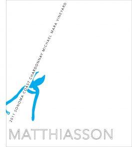 Matthiasson Chardonnay Michael Mara Vineyard Sonoma Coast 2013