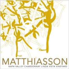 Matthiasson Chardonnay Linda Vista Vineyard Napa Valley