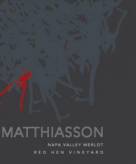 Matthiasson Red Hen Merlot 2012