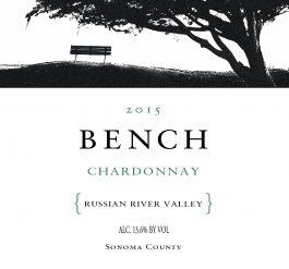 Bench Chardonnay Russian River 2015
