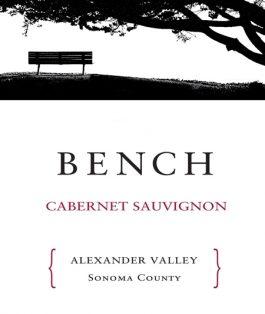 Bench Cabernet Sauvignon Knights Valley 2015