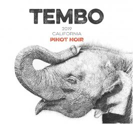 Tembo Pinot Noir California