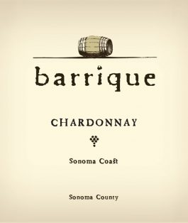 Barrique Chardonnay Sonoma Coast 2015