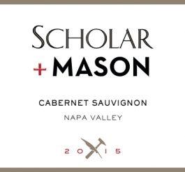Scholar & Mason Cabernet Sauvignon Napa Valley 2015
