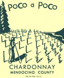 Poco a Poco Chardonnay Mendocino