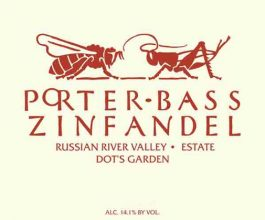 Porter Bass Estate Zinfandel