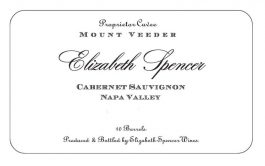 Elizabeth Spencer Cabernet Sauvignon Napa