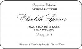 Elizabeth Spencer Sauvignon Blanc Mendocino 2015