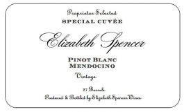 Elizabeth Spencer Pinot Blanc Mendocino County 2013