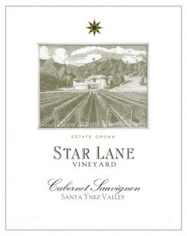 Star Lane Cabernet Sauvignon Happy Canyon 2012