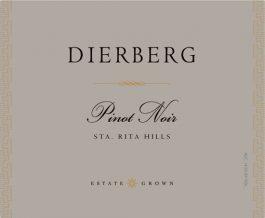 Dierberg Pinot Noir Santa Rita Hills