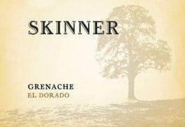 Skinner Vineyards Grenache El Dorado 2014