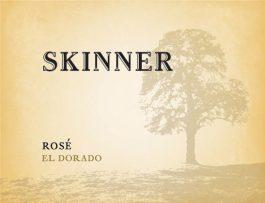 Skinner Vineyards Rose El Dorado 2016