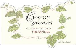 Chatom Vineyards Zinfandel 2011
