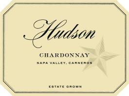Hudson Vineyards Estate Chardonnay Napa Valley 2013