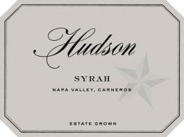 Hudson Vineyards Estate Syrah Napa Valley 2013