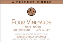 Robert Sinskey Pinot Noir
