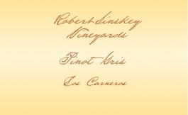 Robert Sinskey Pinot Gris Los Carneros