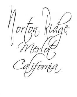 Norton Ridge Merlot California