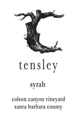 Tensley Syrah