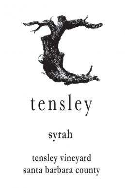 Tensley Syrah Estate