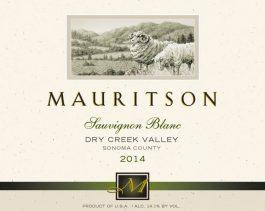Mauritson Sauvignon Blanc Dry Creek Valley 2016