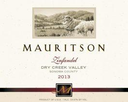 Mauritson Zinfandel Dry Creek Valley 2013