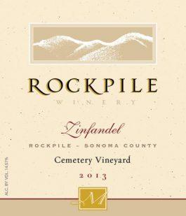 Rockpile Ridge Zinfandel