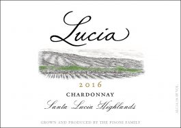 Lucia Chardonnay Santa Lucia Highlands 2016